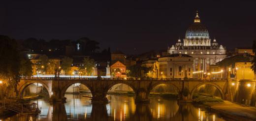 La ciutat de Roma, una de les escollides pels calellencs per passar aquest pont