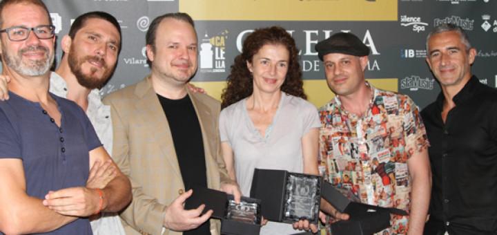 Palmarès del Calella Film Festival 2016