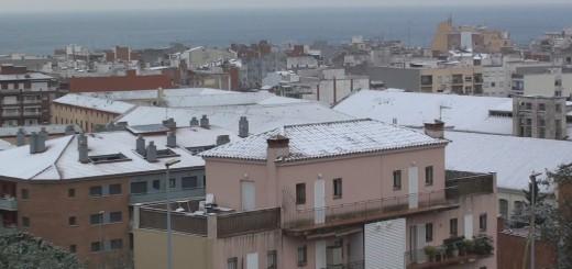 L'onada de fred podria portar neu a cotes baixes - Imatge d'arxiu