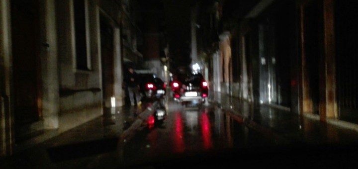Divendres al vespre al carrer Jovara