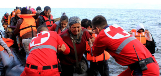 Creu Roja a Lesbos - Grècia