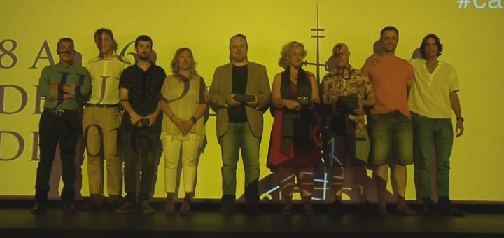 Cloenda del Festival de Cinema de Calella, juliol 2016