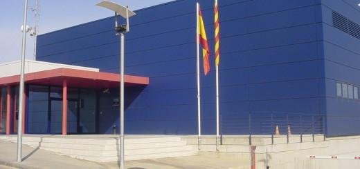 Comissaria dels Mossos d'Esquadra a Pineda de Mar