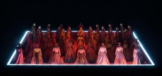 """Imatge promocional de """"Rigoletto"""" per a la temporada del Gran Teatre del Liceu"""