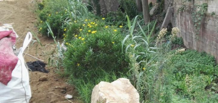 Torrent de les Basses, Calella