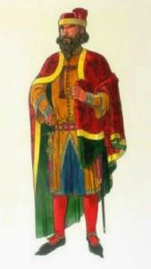 Bernat II Vescomte de Cabrera