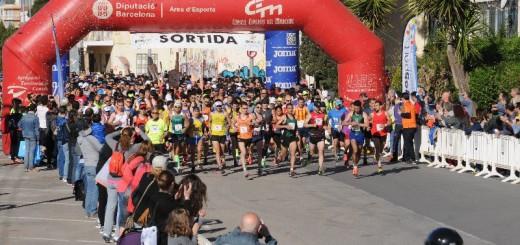 mitja marató Costa Barcelona Maresme 2016