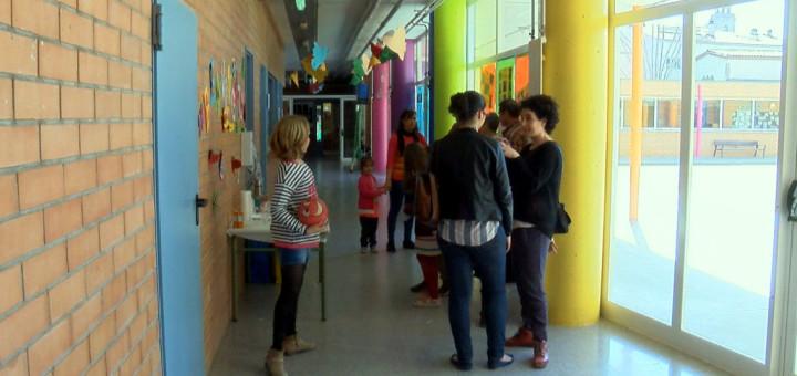 Jornada de portes obertes a l'Escola La Minerva