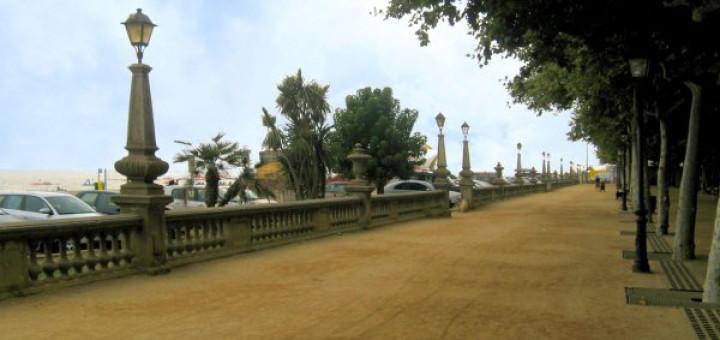 La balustrada del Passeig és objecte d'una de les esmenes