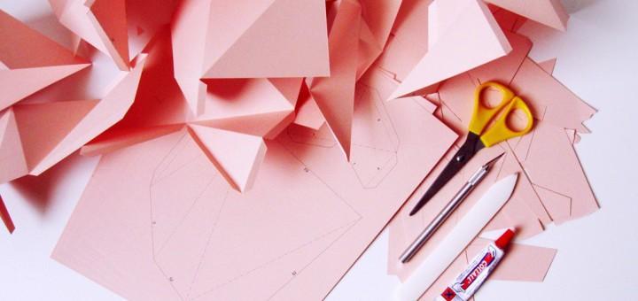 rosa paper