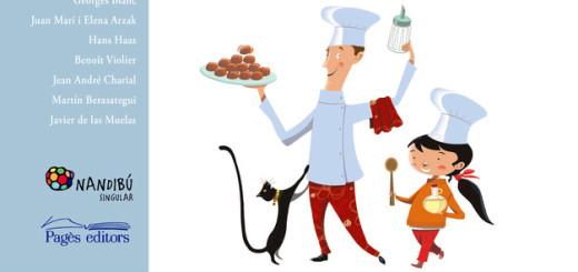 Cuinem en família amb receptes d'una selecció dels millors xefs d'Europa