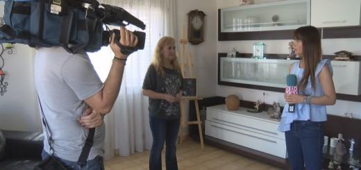 Aurora Gonzàlez, a casa seva, en directe pel programa d'Ana Rosa de Tele5