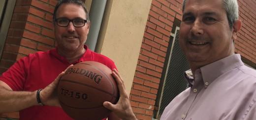 David Fors i Miquel Mas. Foto: CBC