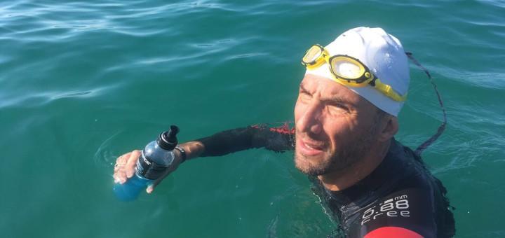 L'esportista David Izquierdo ha col·laborat amb la Fundació Miquel Valls