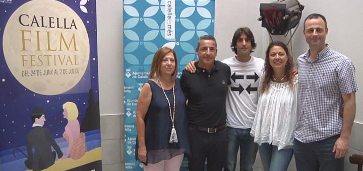 Presentació del Calella Film Festival