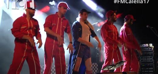 [FMCalella17] [VÍDEO] Reviu el concert de Festa Major al Pati de l'Ós
