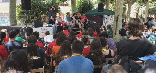 Festival La Crida, maig 2017