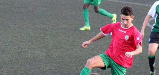 Carlos Cruz s'incorpora a la disciplina del CF Calella procedent de l'Arenys de Mar juvenil