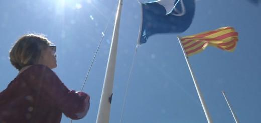 bandera blava
