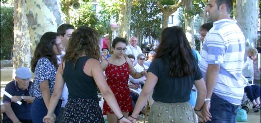 Comença el cicle de sardanes a la fresca al Passeig Manuel Puigvert