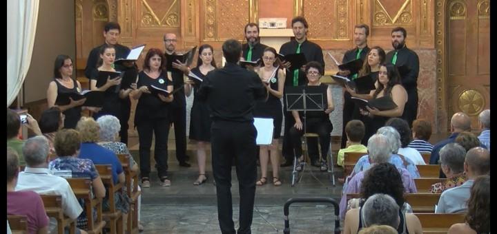 [Vídeo] Reviu el concert d'estiu del Cor Tessàlia i el Coral Laetare
