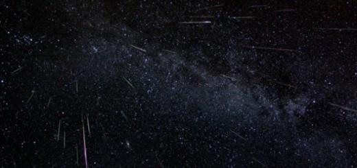 El fenòmen de les Llàgrimes de Sant Llorenç captat per la NASA