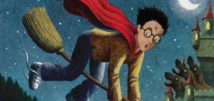 Imatge portada Llibre Harry Potter