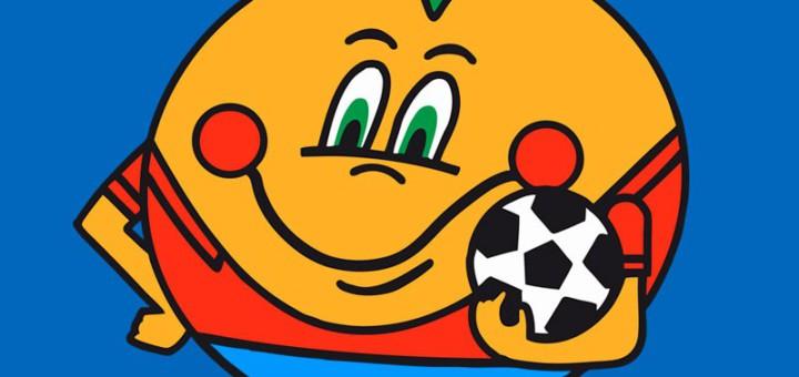 """""""Naranjito"""" era la mascota del Mundial de Futbol de 1982"""