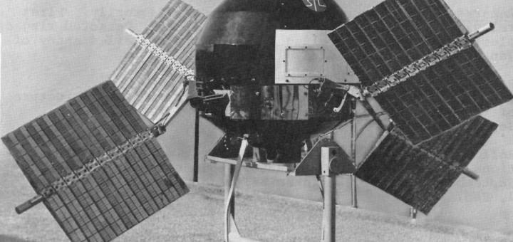 La sonda Pioneer 5 va orbitar 106 dies entre la terra i Venus