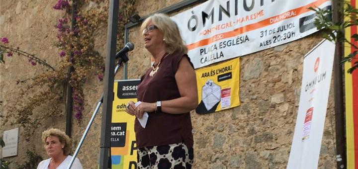 (Foto: ANC-Calella per la Independència)
