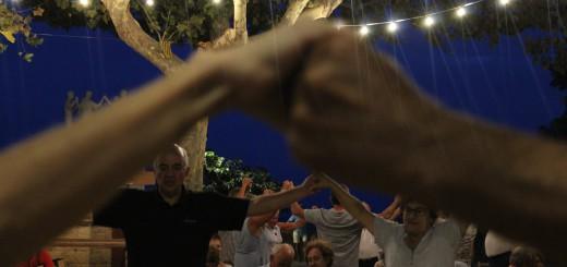 La doble audició d'Agost al Passeig de Mar de Calella