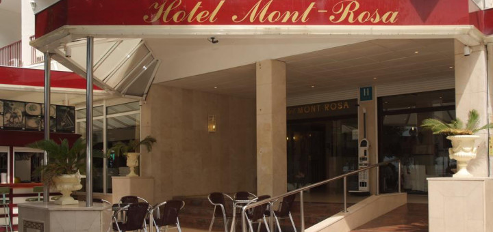 hotel Mont-Rosa