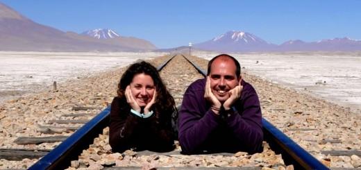 Cèlia López i Enric Vilagrosa