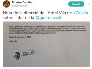 Candini Hotel Vila