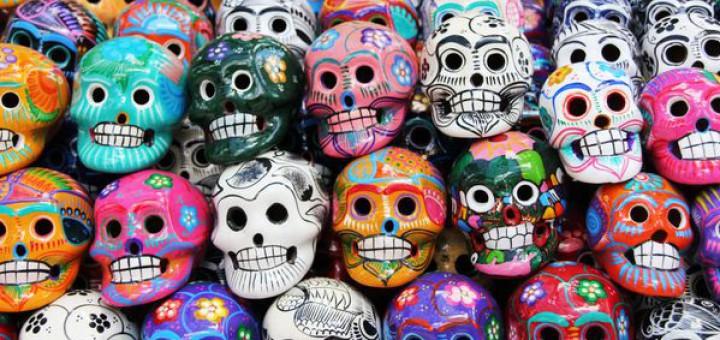 Dia dels Morts a Mèxic