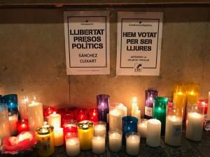 Espelmes+cartell