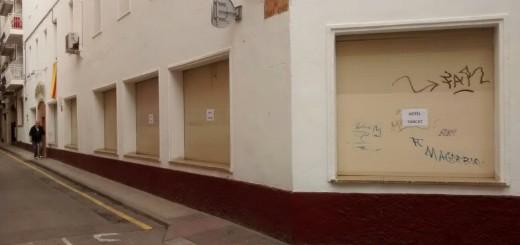 Hotel Vila tancat aquest migdia
