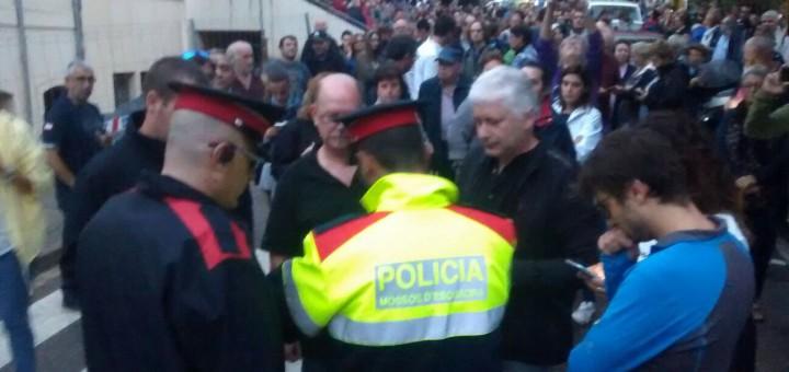 MOSSOS AIXEQUEN ACTA