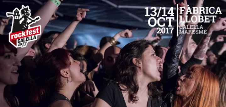 calella rockfest 2017