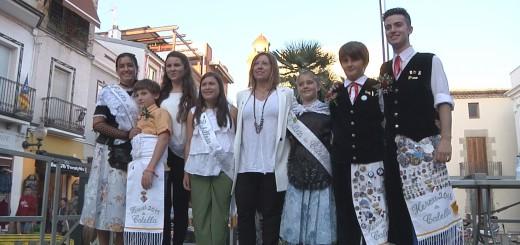 Relleu dels representants del pubillatge l'any 2017