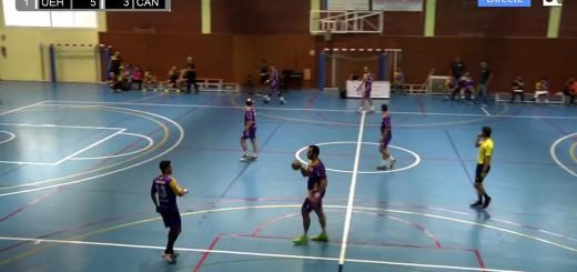 [Vídeo en directe] Tranmissió Handbol: UEH Calella – CH Canovelles