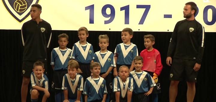 [Vídeo] Gala 100 anys de Club Futbol Calella