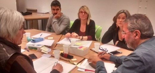 Jornada de treball per a l'elaboració del Codi de bones pràctiques