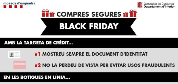 Mossos Black Friday