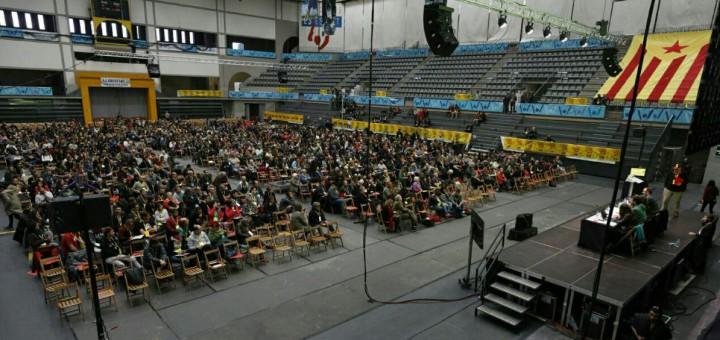 Assemblea extraordinària de la CUP a Granollers, aquest passat cap de setmana