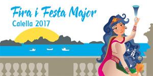 Fira i Festa Major Calella 2017