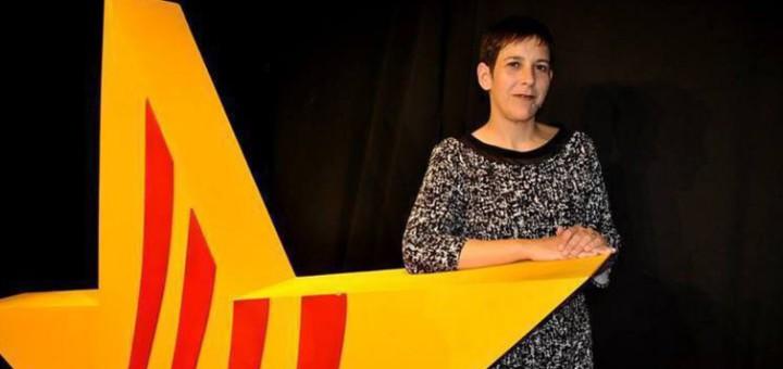Pineda de Mar. Mònica Palacín, regidora d'ERC de Pineda de Mar i futura presidenta d'Esquerra  del Maresme Foto: ERC Pineda de Mar