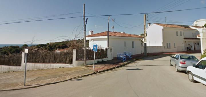 Urbanització Vistamar (Foto: GoogleMaps)