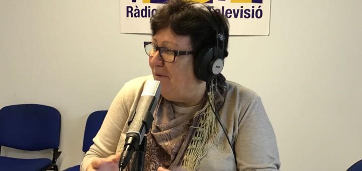 "Ana Vega avui a ""La Ciutat"""