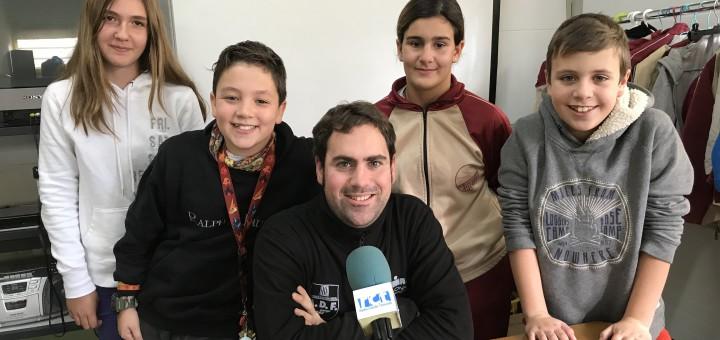 Foto a l'Escola